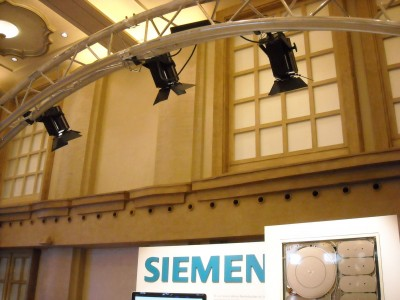 Showroom Simposio Siemens @ Madrid (España)