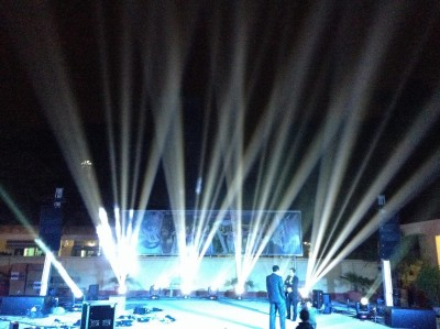 Torres AT con line-array @ Hanoi (Vietnam)